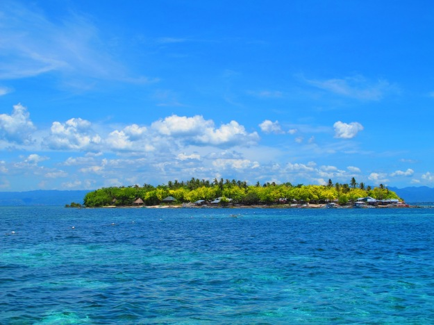 Cebu: Caohagan Island