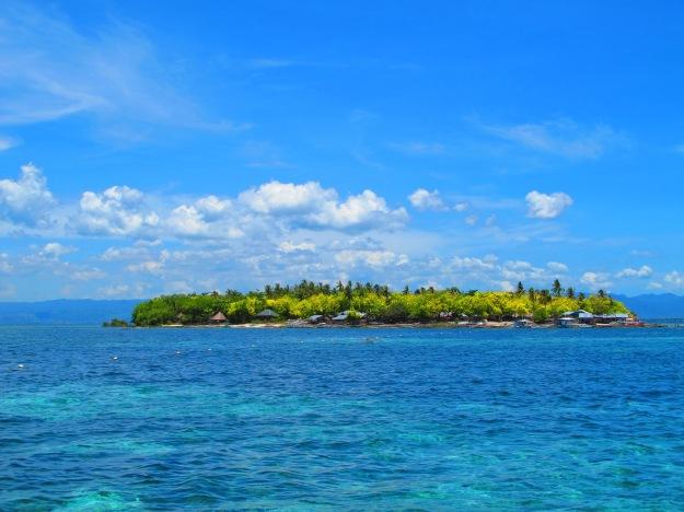 Cebu: Caohagan Island