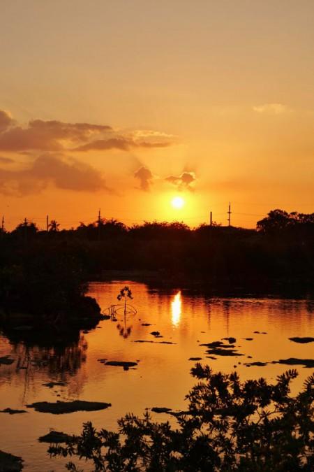 sunset 031815.3