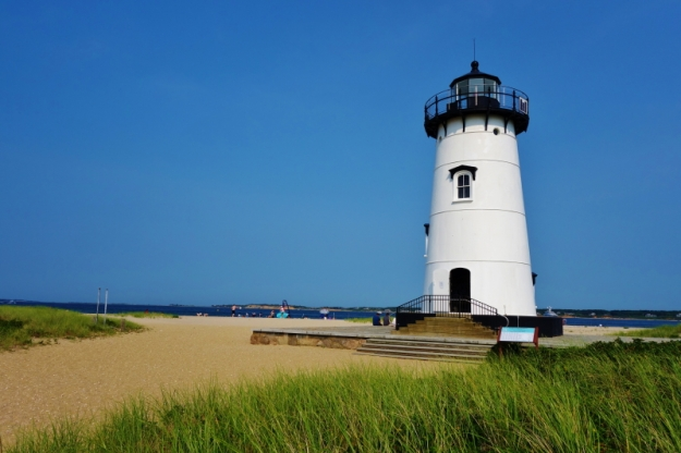 Edgartown Lighthouse in Martha's Vineyard