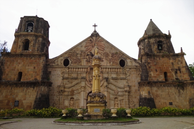 Iloilo - Miag-ao Church 03