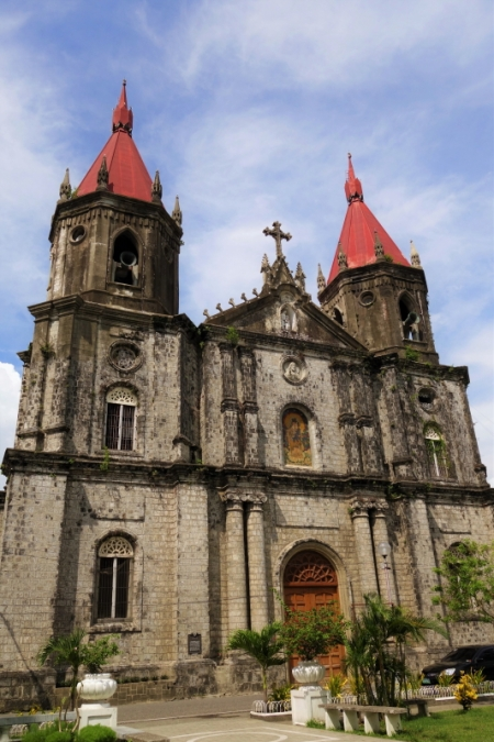 Iloilo - Molo Church