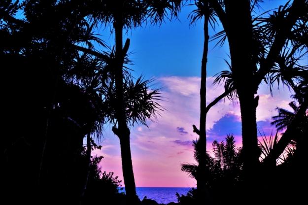 Isla Naburot Sunset (1)