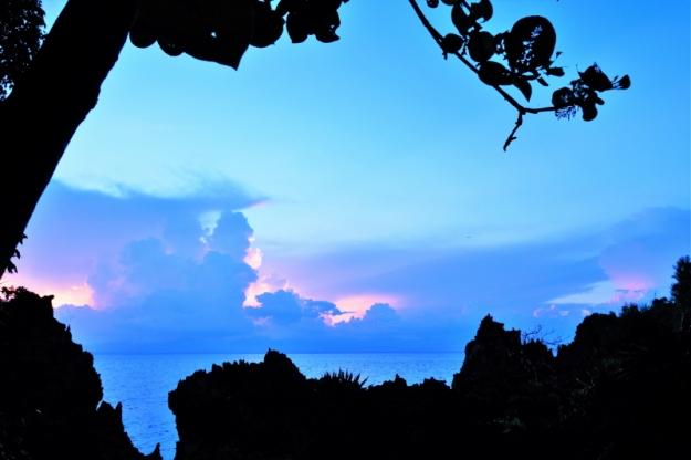 Isla Naburot Sunset (3)