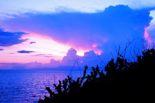Isla Naburot Sunset (5)