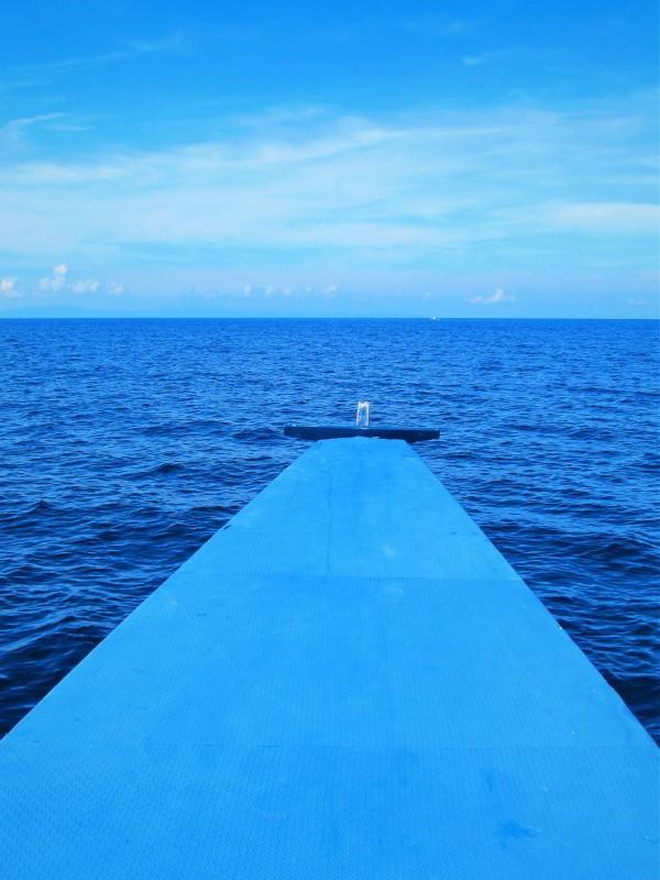 At sea (1)