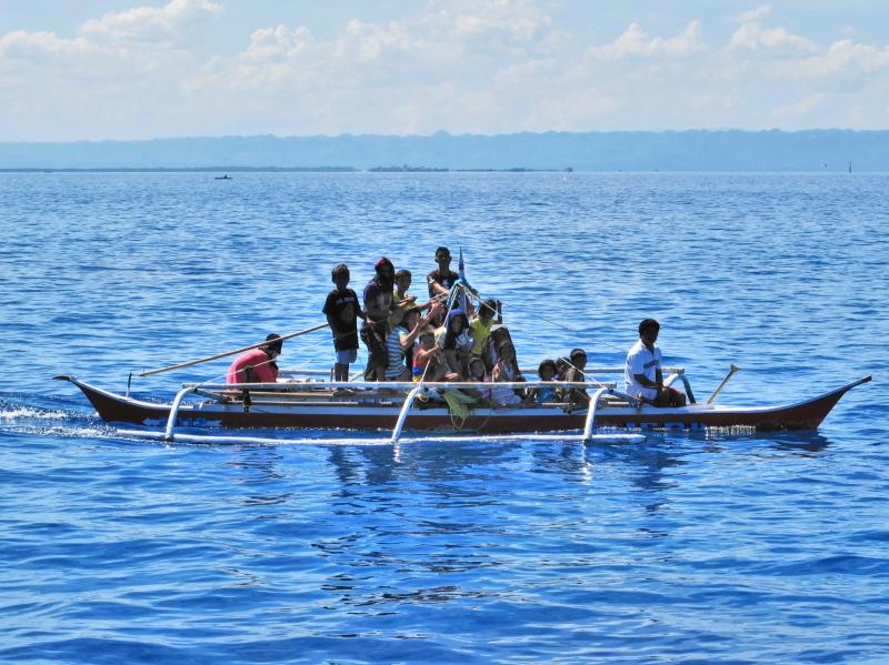 At sea (9)